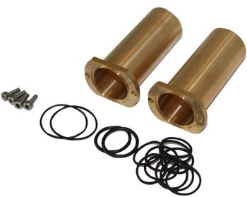 Børma Pex-samling til A6 Indbygningsbatterier (2 stk.)