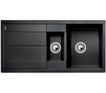 BLANCO METRA 6 S antracit UX 100x50 cm