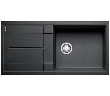 BLANCO METRA XL 6 S antracit UX 100x50 cm