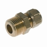 Overgang 1/2 - 15 MM Med nippel Kompressions Fittings
