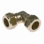 Vinkel 15 MM Kompressions Fittings