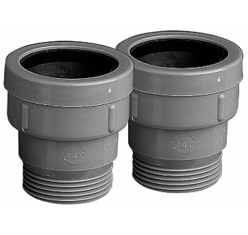 Image of 40mm-11/4 overgangnippel
