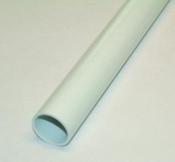 Image of   Afløbsrør 32x1000mm instik hvid