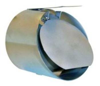 "Image of HF rottesikring for 4"" betonrør"
