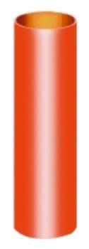 Image of   110 x 3000 mm SML afløbsrør