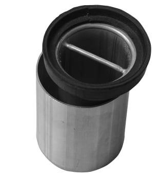 Billede af ACO løs indsatsvandlås til ACO rendeudløb