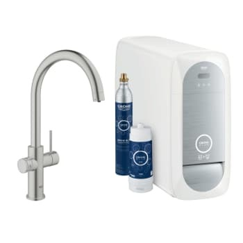 Image of   Grohe blue home med c-tud ss