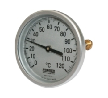Termometer Type Tc  80mm