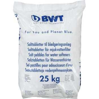 Image of   Bwt salt til anlæg, 25 kg.