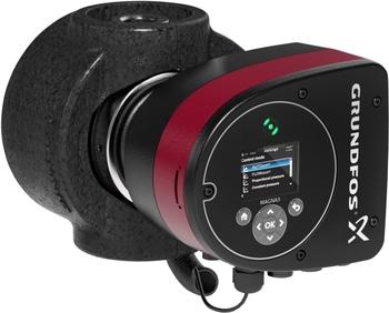 Grundfos Magna3 25-60 180 mm 1x230 v PN6/10 til varme