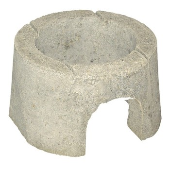 Image of   200mm kegle beton f/tagbrønd