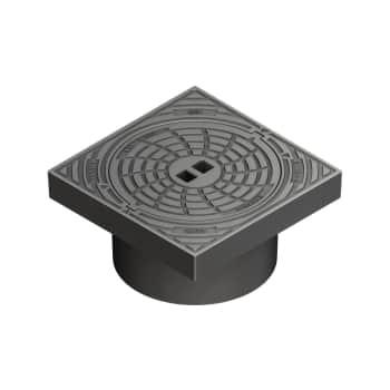 Image of   Ulefos 315mm karm/dæksel firk 12,5t
