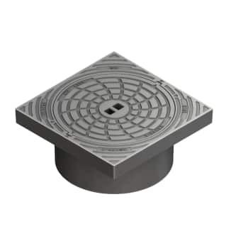 Image of   Ulefos 425mm karm/dæksel firk 12,5t