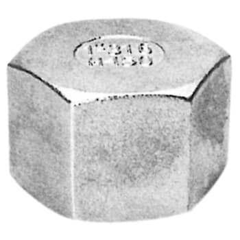 """Image of   1.1/4"""" slutmuffe m.6-kant aisi"""