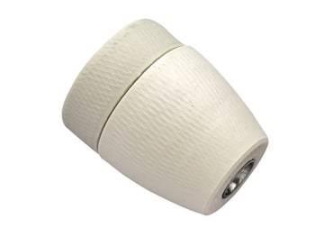 Porcelænsfatning e27 3/8 - vvs nr. 6249200099 - køb til 22,75 dkk