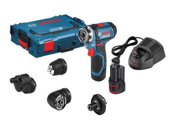 Bosch bore-/skruemask gsr 12v-15 5i1