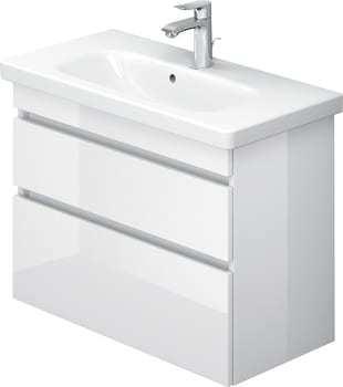 Image of   Durastyle vaskeskab, 2 skuffer