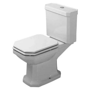 Image of   Duravit 1930 serien toilet med p-lås