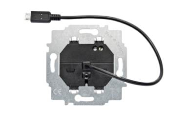 Image of ABB micro usb-oplader indsats 5v