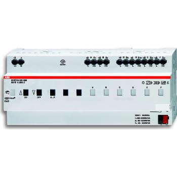 Billede af ABB KNx universal lysdæmper 4x600VA op til 1x2400VA