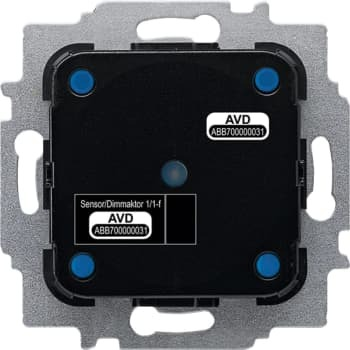 Billede af ABB Free-Home Wireless tryk/lysdæmper 1x10-180W/VA 1M SDA-F-1.1.1-WL