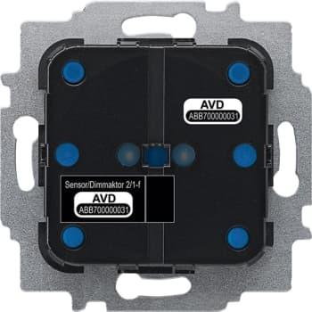 Billede af ABB Free-Home Wireless tryk/lysdæmper 1x10-180W/VA 1M SDA-F-2.1.1-WL