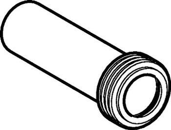 Geberit Ferulegarnitur Ø45mm (Tilgangsrør)