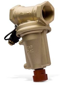 "Image of   IMI Hydronics 1.1/4"" stap differenstrykreg."