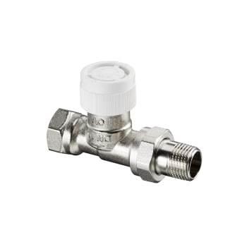 Image of   3/4` termostat ventil lige type AV9 med M30 følertilslutning