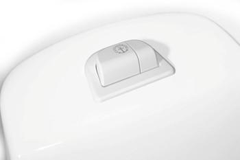 Image of   GBG Nautic trykknap komplet duo hvid