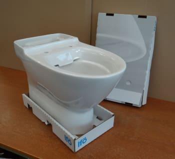 Image of   Ifö ifÖ spira art toiletskål t/lim