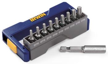 Image of   Irwin 10 stk torx bitssæt