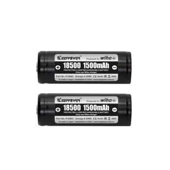 Wiha batteri f/ e-skruetrækker 2stk