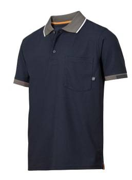 Snickers polo shirt 37.5 2724 navy, xl