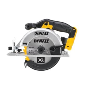 DEWALT 18v xr rundsav dcs391n 55mm so