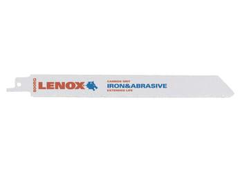 LENOX 200mm baj.savkl slib 800rg 2pk