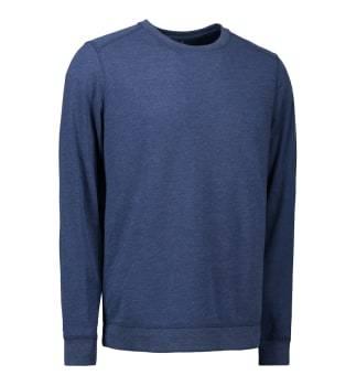 Image of   ID Identity sweatshirt 0615 blå, str. l