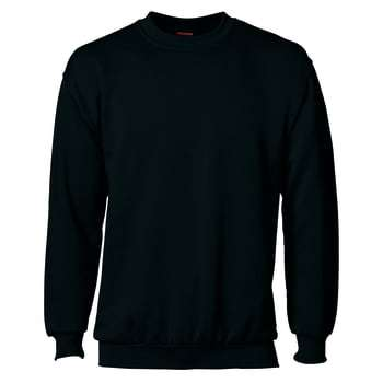 Image of   ID Identity sweatshirt sort str. l