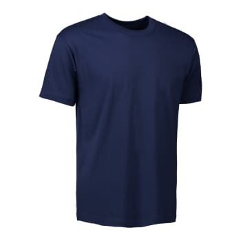 Image of   ID Identity t-shirt 0510, navy str. l