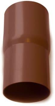 Image of   Plastmo 110 mm Samlemuffe brun