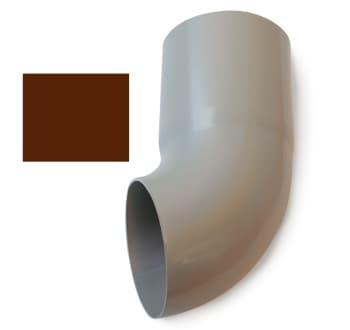 Image of   Plastmo 75 mm Udkaster brun
