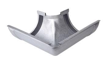 Image of   Plastmo aluzink gering 90° 11 udv. gum