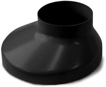 Image of   Plastmo brøndkrave 110 mm svart 150 mm