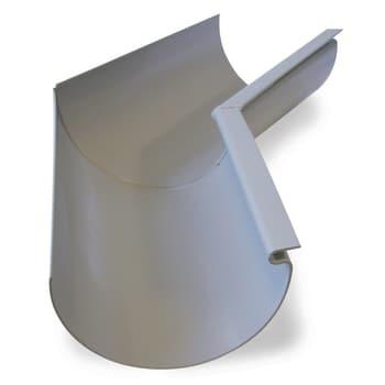 Image of   Plastmo gering 10/75 45° udv. grå