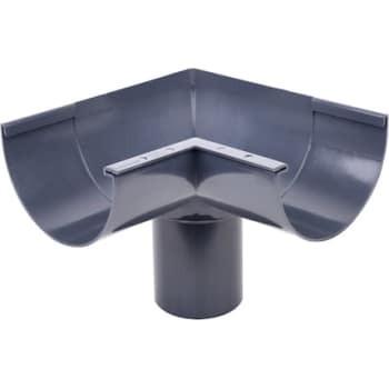 Image of   Plastmo gering 10/75 90° indv. grafit