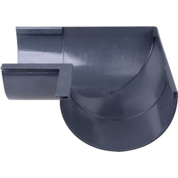 Image of   Plastmo gering nr. 12 90° indv. grafit