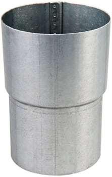 Image of   Plastmo stål plus grenrør 90mm 70gr.