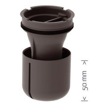 Unidrain 110 mm vandlås model 2821 til hjørneafløb.