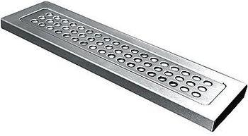 Unidrain rustfri sæbehylde classic design 315mm x 85mm