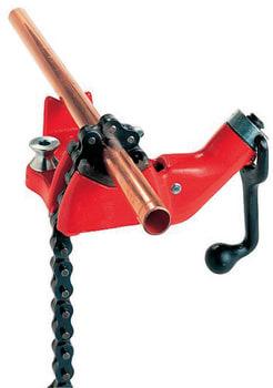 Kæderørhold bc410 1/8-4 ridgid